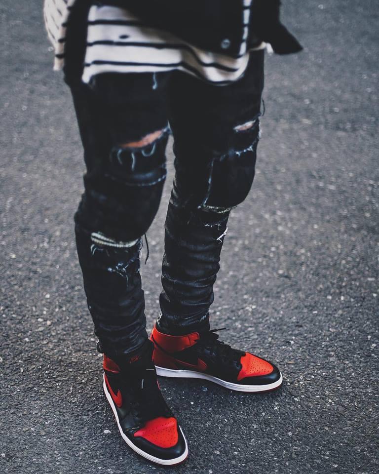 Air Jordan I Retro High O.G. 'BANNED'