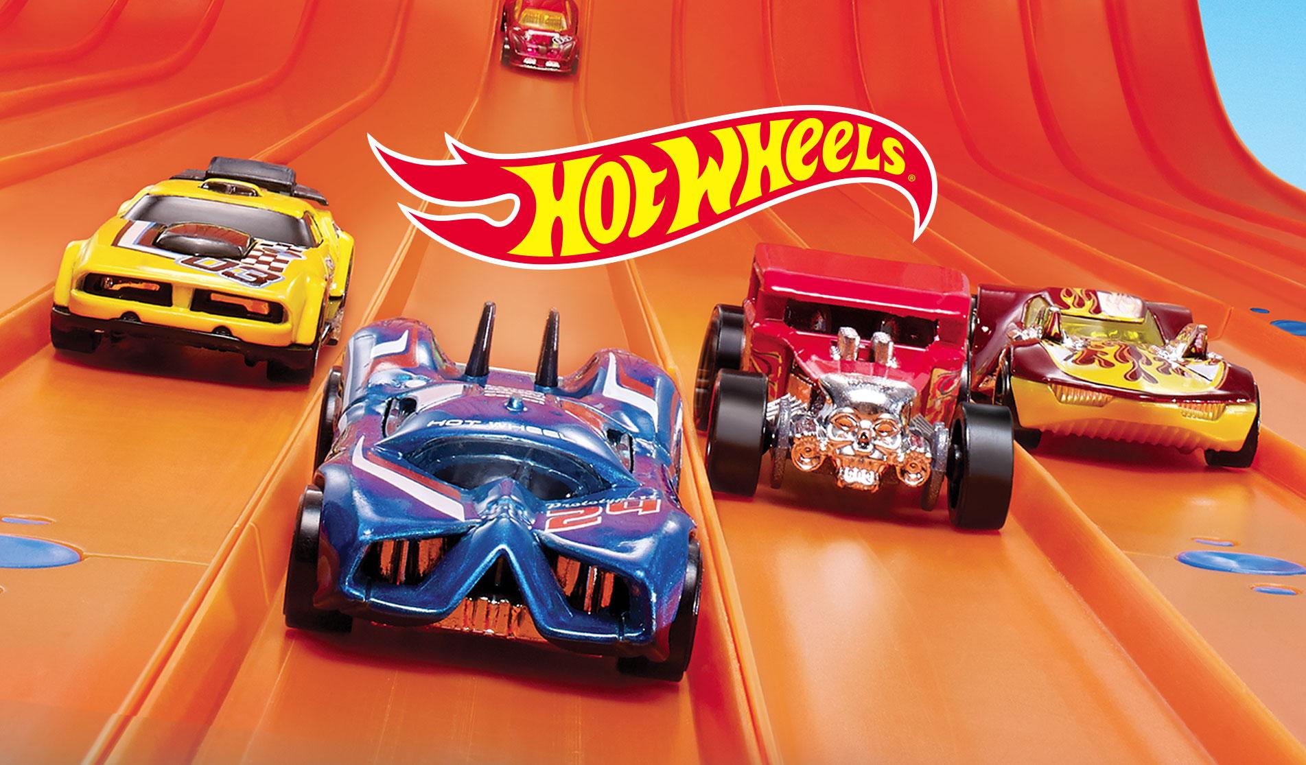 รถเหล็ก Hot Wheels