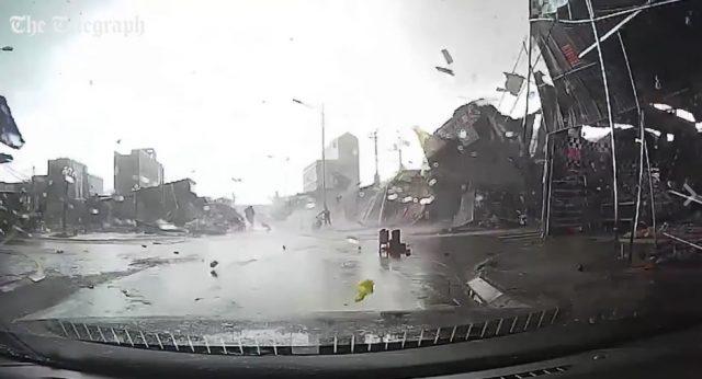 พายุทอร์นาโด