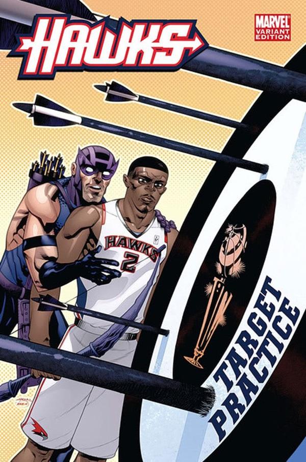 NBA Marvel Comics