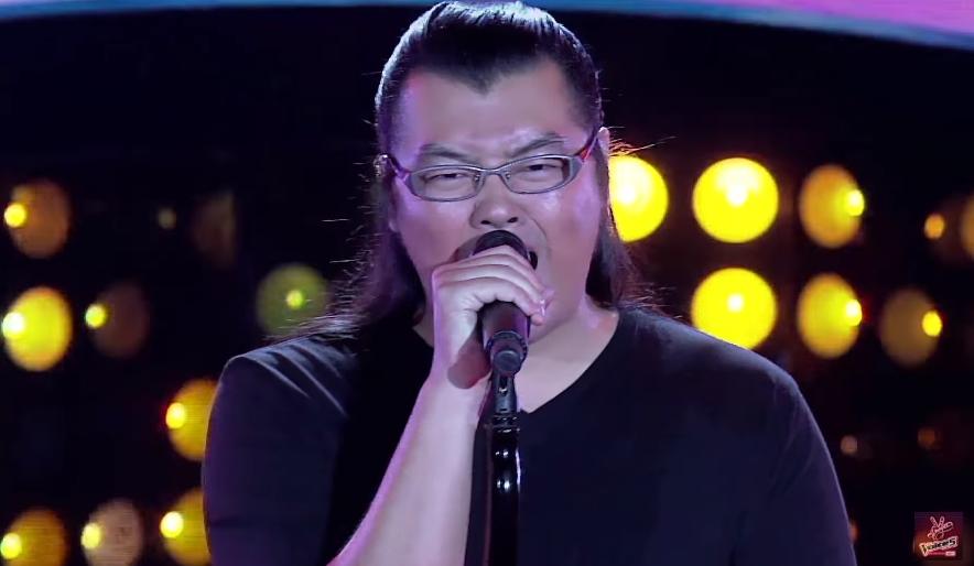 ปอนด์ ดิษฐวัฒน์ ร้องเพลง Cha La Head Chala