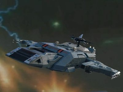 ยาน แกรนด์เบิร์ส ตำรวจอวกาศ ชาลีบัน