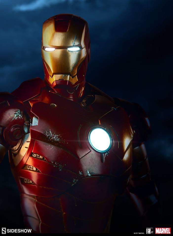 เป็นชุดเกราะที่ปรากฏอยู่ภายในภาพยนตร์ Iron man ภาคที่ 1
