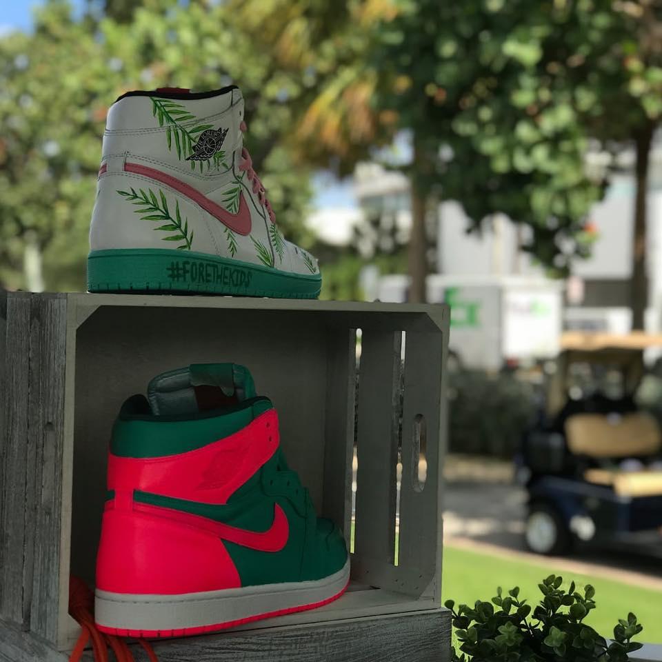 เรย์ อัลเลน Air Jordan 11 Low