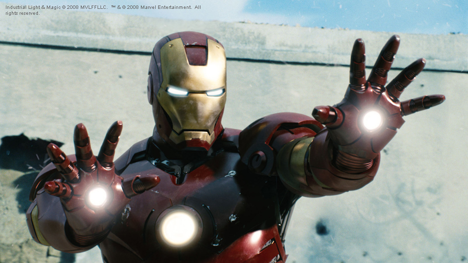 Iron Man Mark IIIMaquette by Sideshow