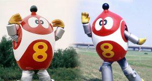 โรบอท 8 จัง ROBOT8 CHAN