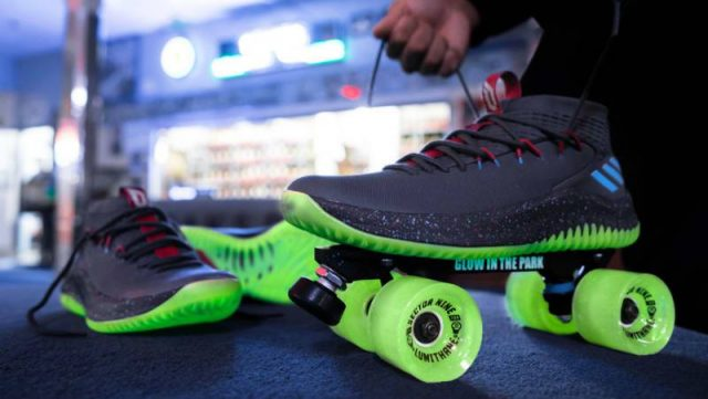 Dame4 Glow in the Park