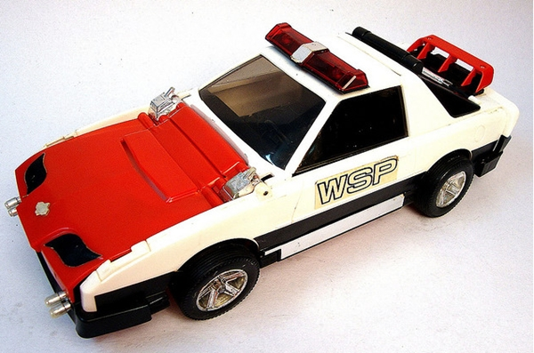 ตำรวจพิเศษวินสเปคเตอร์ Winspector