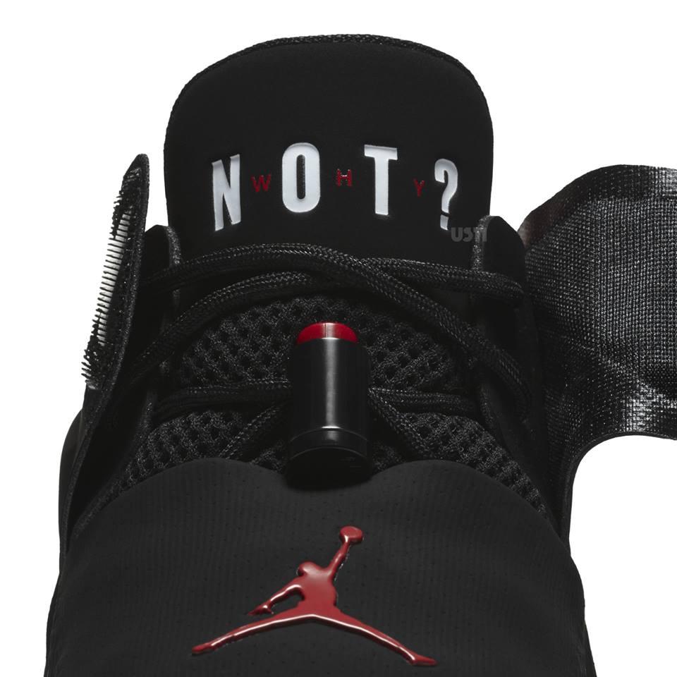 เปิดตัว Jordan Why Not Zer0.1 รองเท้าบาส ซิกเนเจอร์ คู่แรกของ Russell Westbrook