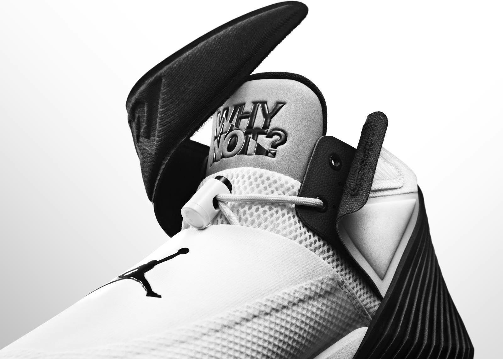 "Jordan ""Why Not Zer0.1"" รองเท้า Signature ตัวแรกของ Westbrook"