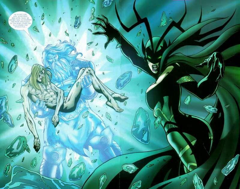 เปิดตำนานฮีโร่ โอดิน Odin จอมเทพสูงสุดแห่งแอสการ์ด