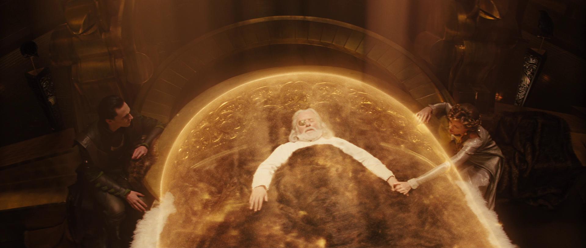 โอดิน Odin จอมเทพสูงสุดแห่งแอสการ์ด