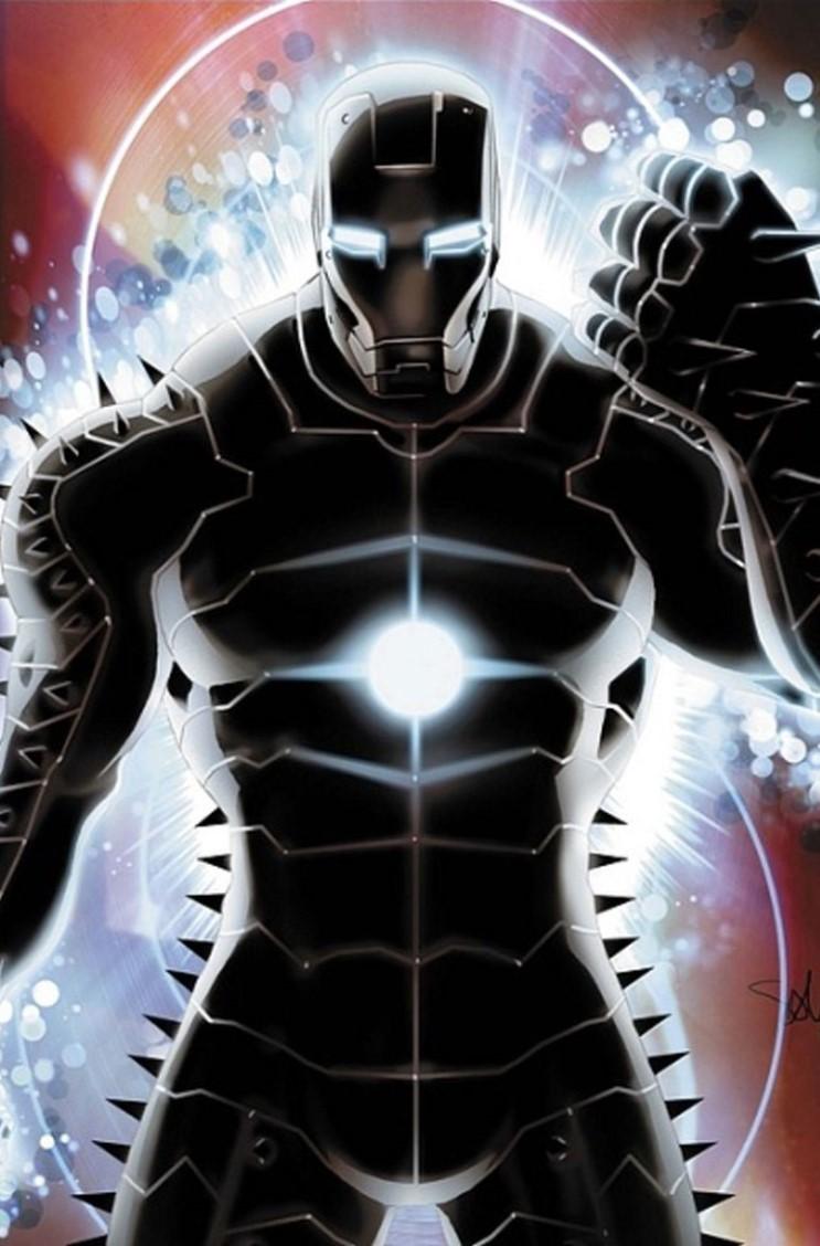 Iron Destroyer armor