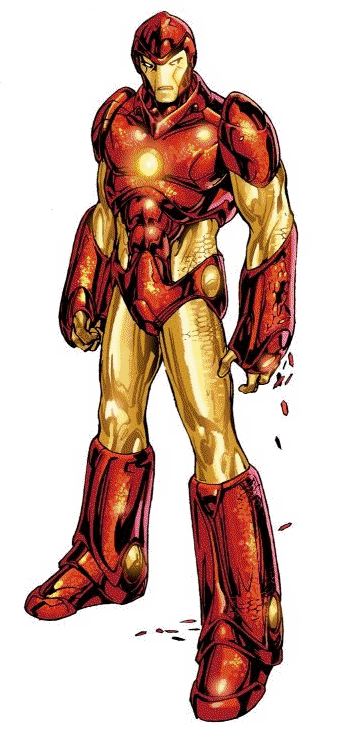 Iron man Ablative armor