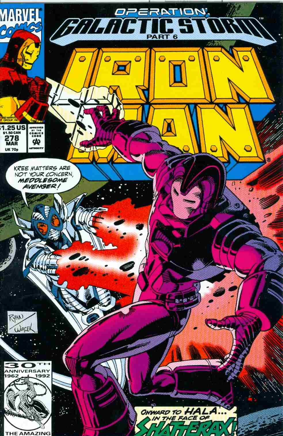 Iron man Telepresence Armor