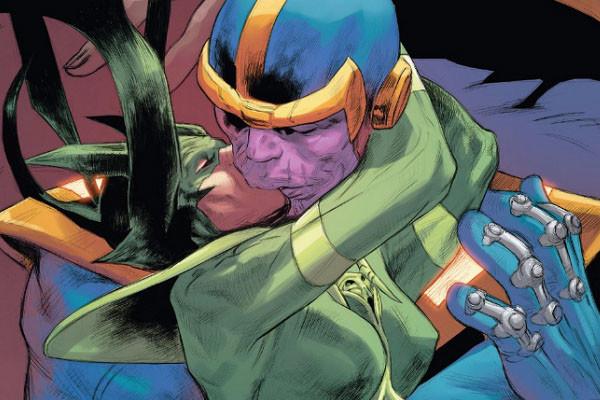 ประวัติ ทานอส (Thanos)