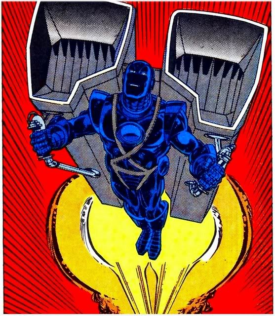 Iron man Stealth II