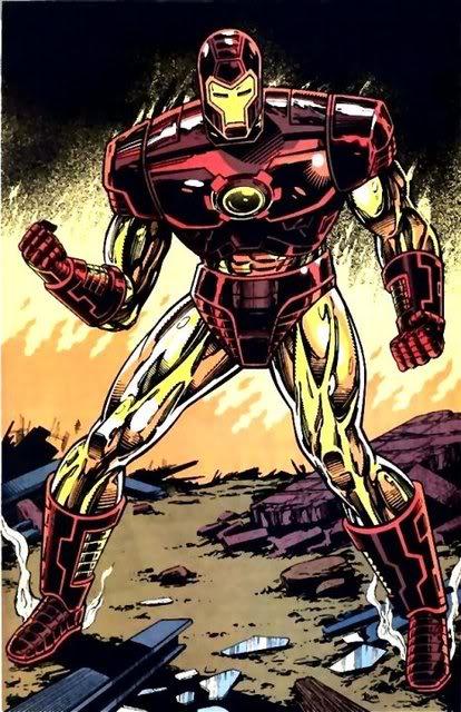 Iron man NTU-150 Telepresence Armor