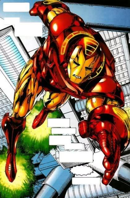 Iron man Sentient Armor