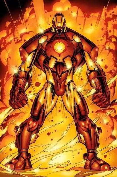 Iron man SKIN Armor