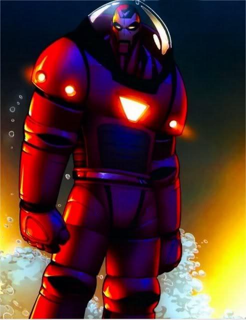Modern Hydro Suit