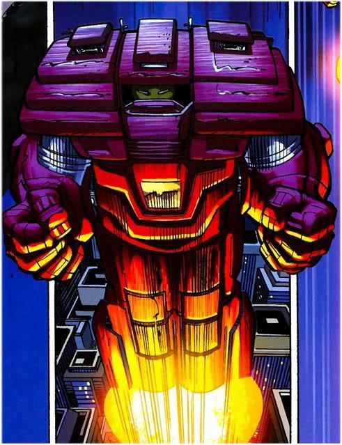 Hulkbuster Armor MK II