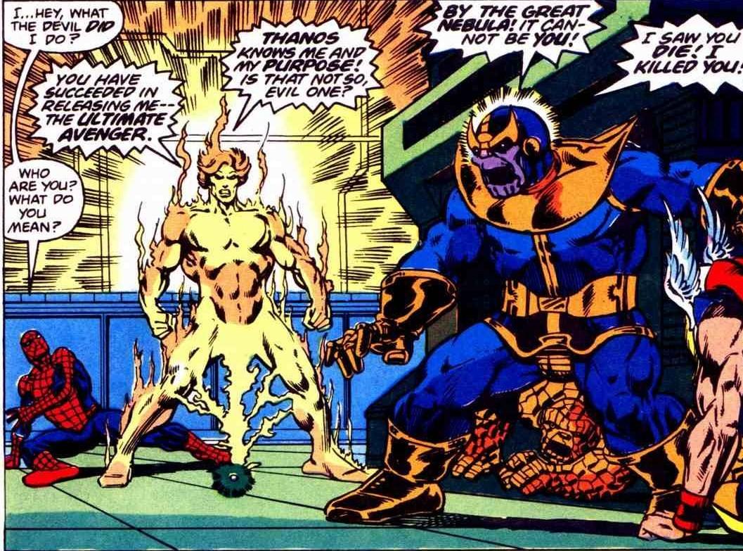 ประวัติทานอส (Thanos)