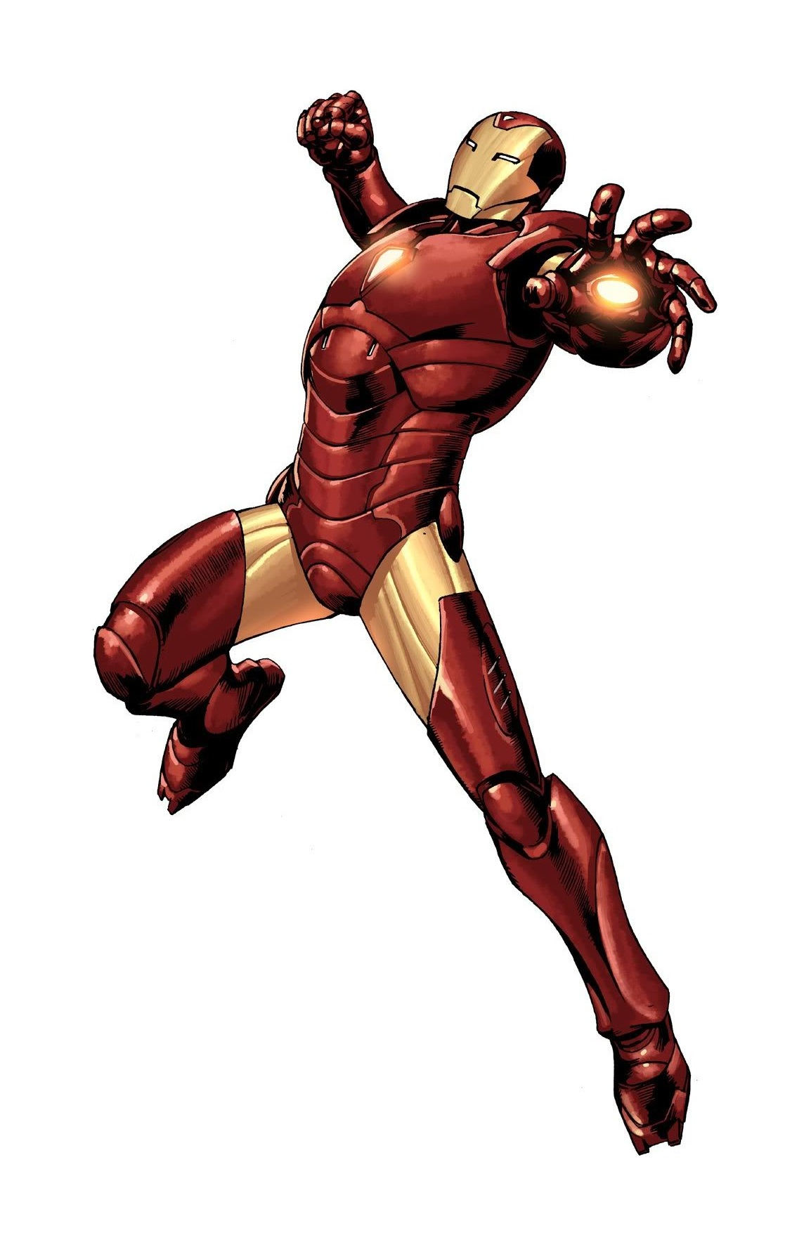 Iron man model 29
