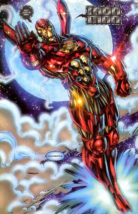 Iron man Prometheum