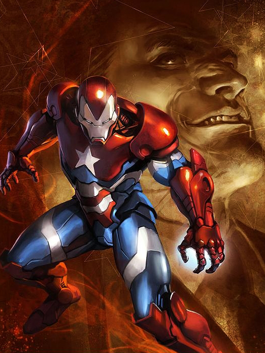 Norman Osborn's Iron Patriot