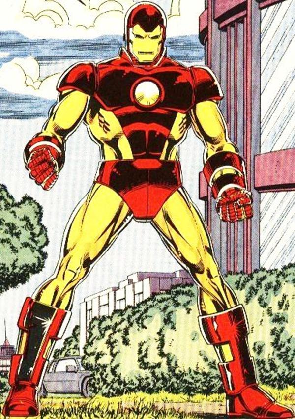 Iron man Neo-Classic Armor