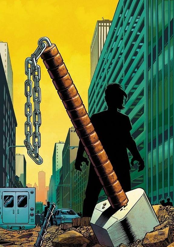 Thunderstrike - Marvel