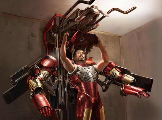 Iron man กับสุดยอดชุดเกราะ ที่คุณยังไม่เคยรู้มาก่อน?