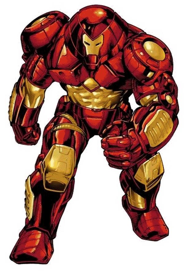 Hulkbuster Armor, Mark I