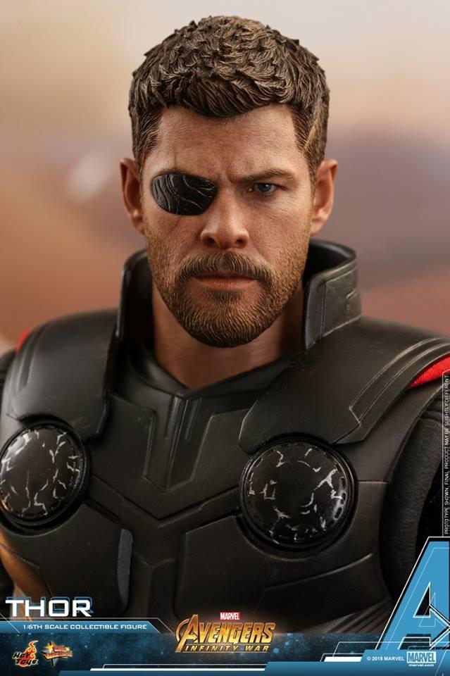 Avengers infinity war Thor MMS 1/6 Collectiblefigure