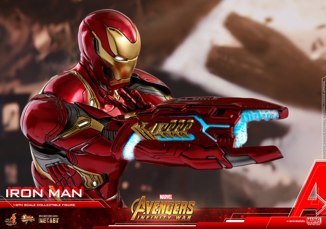 Avengers : Infinity War Iron Man MMS 1/6th Scale Collectible Figure