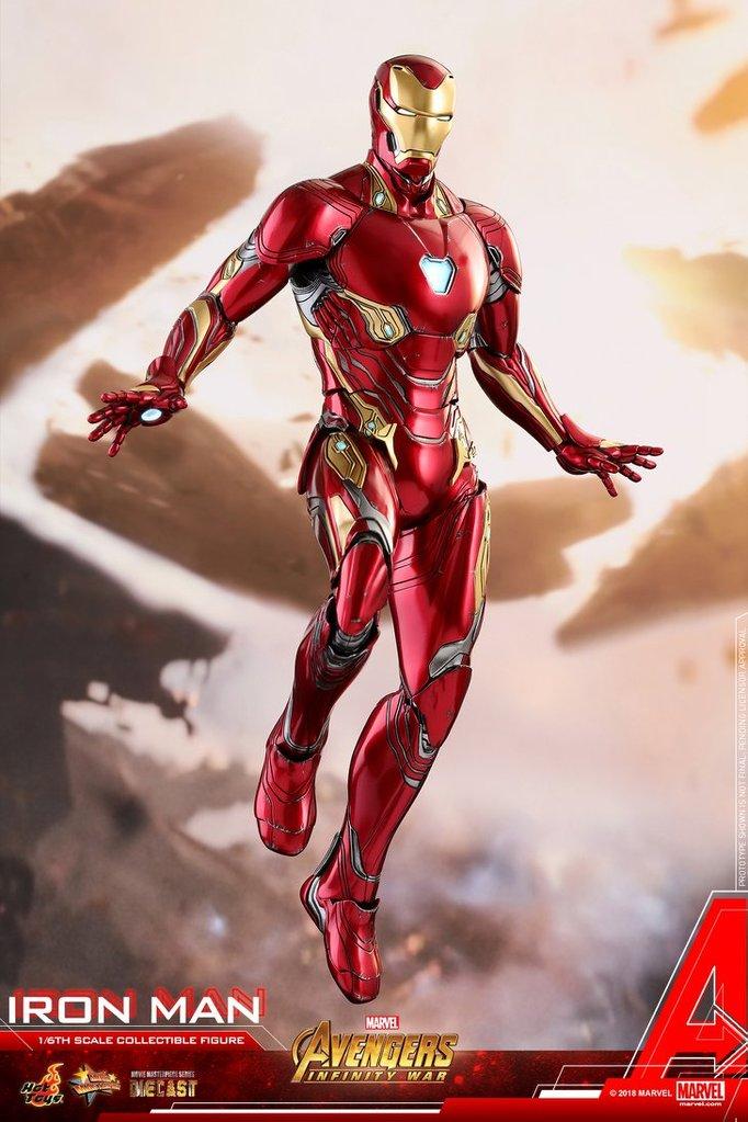 Iron man Avengers : Infinity War