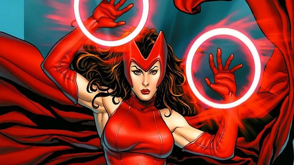 สการ์เล็ท วิทช์ Scarlet Witch