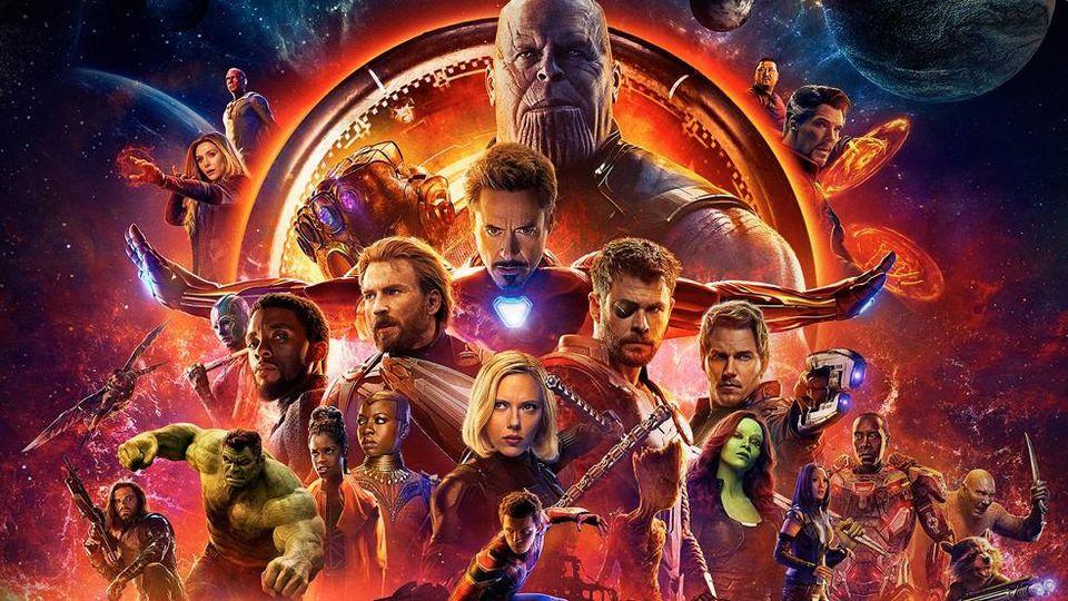 อเวนเจอร์ อินฟินิตี้วอร์ Avengers infinity war