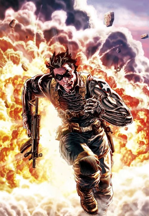 ประวัติ วินเทอร์ โซลด์เยอร์ Winter Soldier