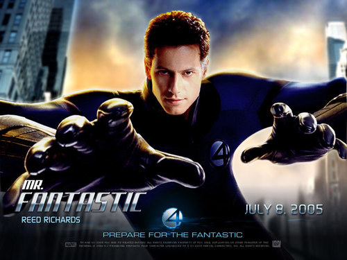 Mr.Fantastic