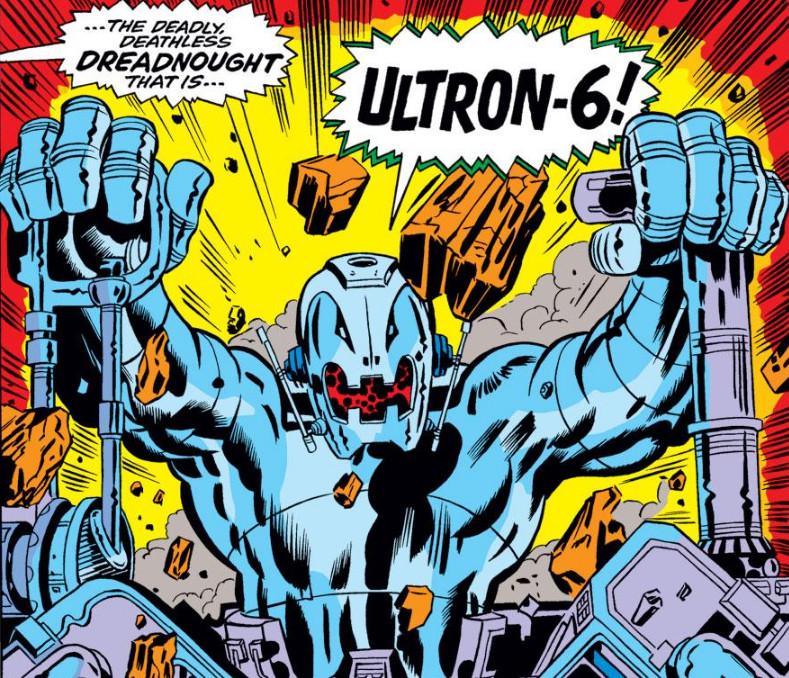 ประวัติ อัลตรอน Ultron