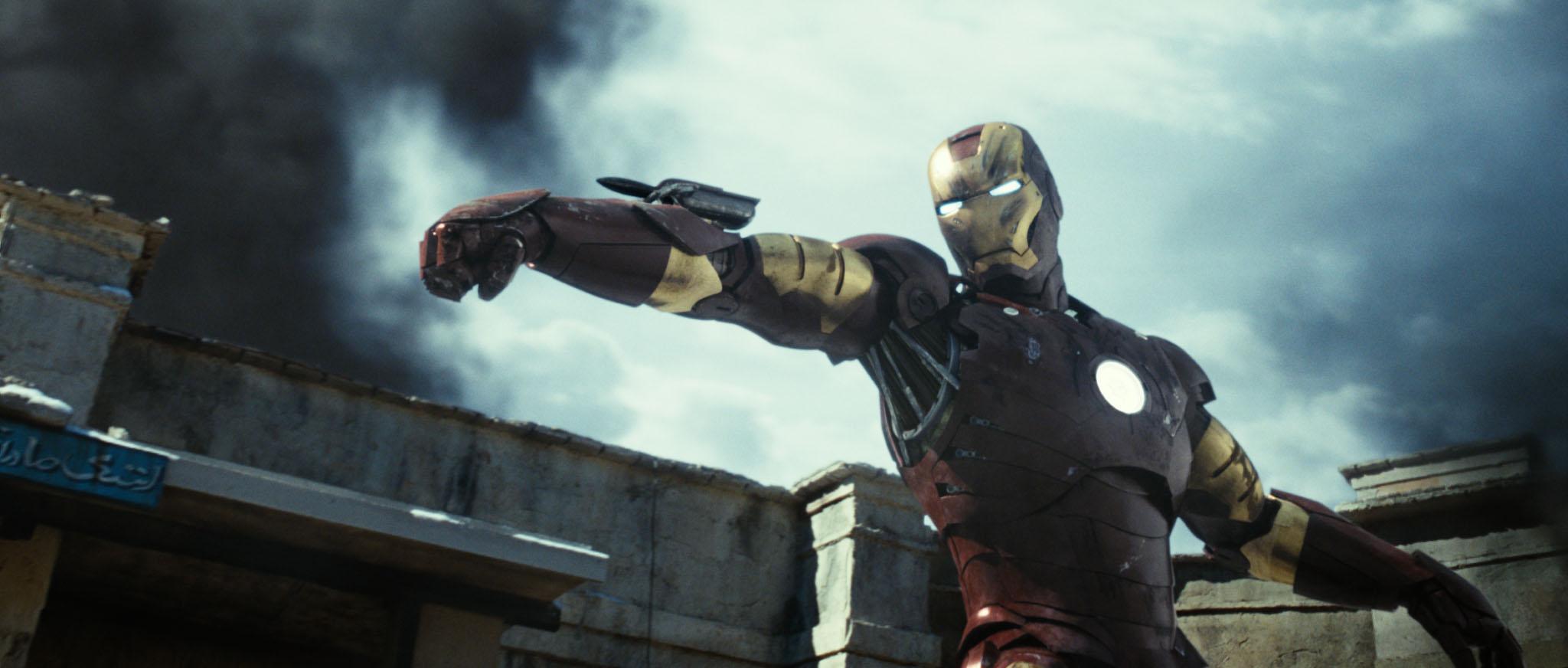 ชุดเกราะ Iron man ปี2008 โดนขโมย