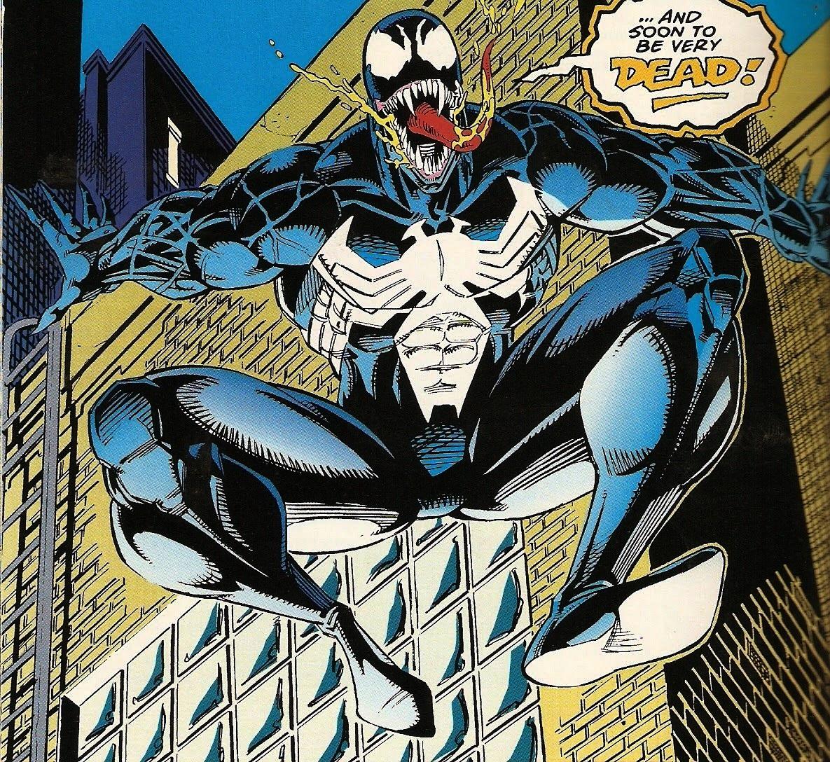 ประวัติ เวนอม Venom