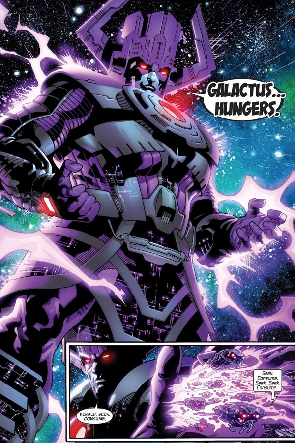 ประวัติ กาแลคตัส Galactus