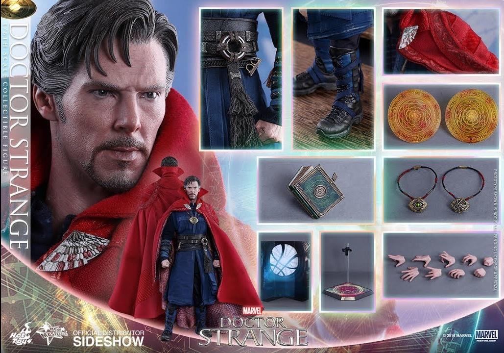 Hot Toys MMS 387 Doctor Strange
