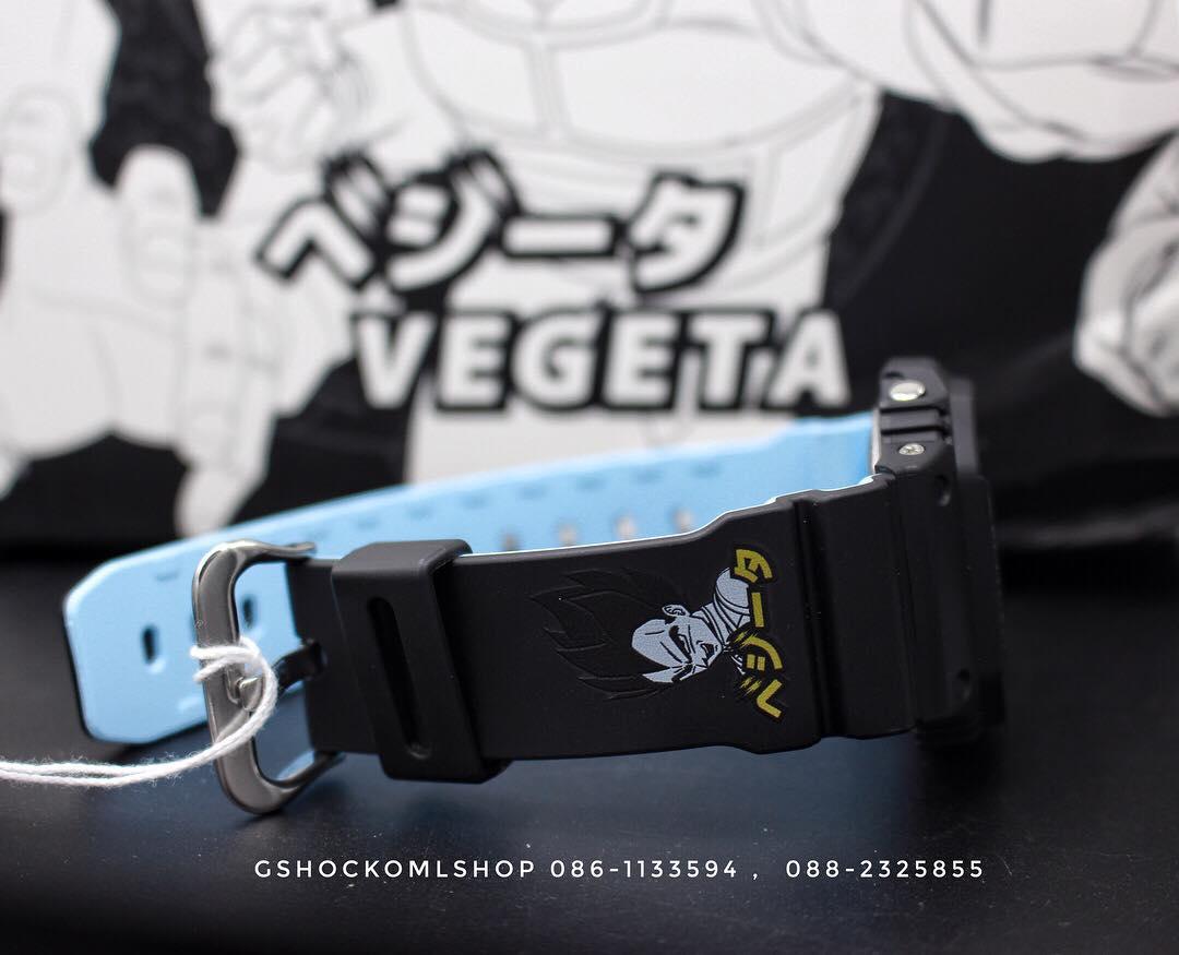 รีวิว นาฬิกา Casio G-Shock x Dragonball ตัวจริง