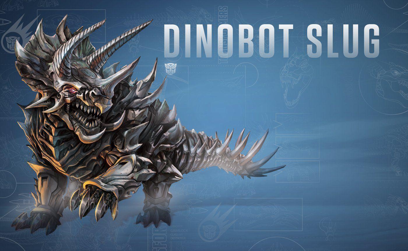 ไดโนบ็อทส์ SLAG Transformers