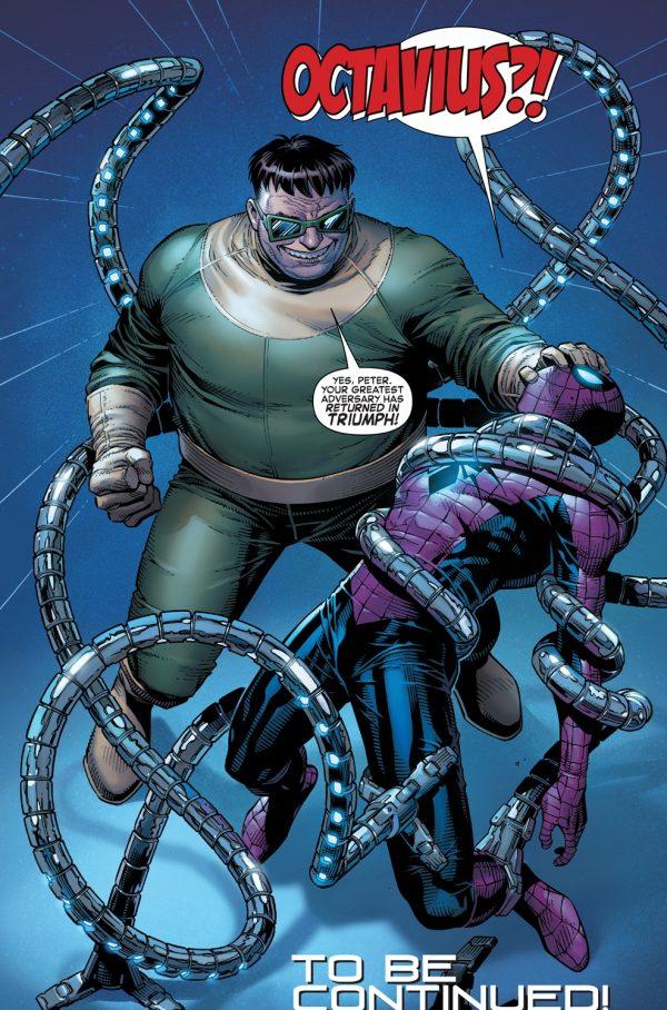 ประวัติ ดร.อ็อกโตปุส Doctor Octopus