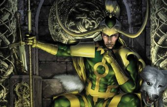 ประวัติ โลกิ Loki